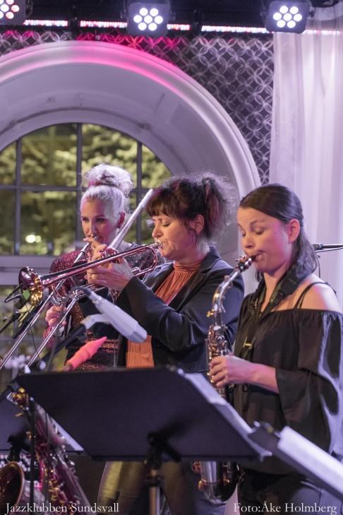 Karin,Hildegunn och Shannon-1